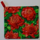 New South Wales (NSW) Waratah Pot Holder
