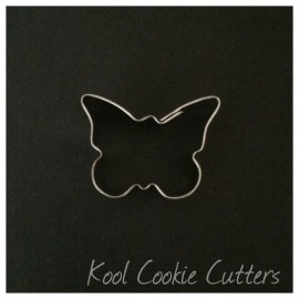 Mini Butterfly, round tail, 1.5 inch