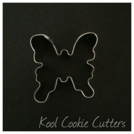 Mini Butterfly with Tail 1.25 inch